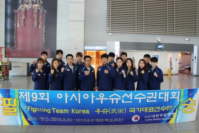 제9회 아시아우슈선수권대회